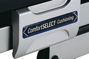 Adjustable Cushioning