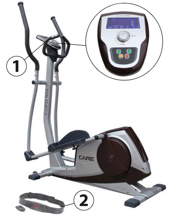 Cyclette ellittica Care Ellipse NGP Generator