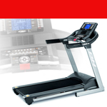 Tapis roulant BH Fitness F4